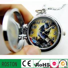Relógio de bolso de movimento de Design OEM Japão (padrão personalizado)