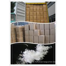PP Fiber Monofilament Form for Concrete