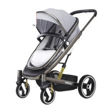 BEBEHOO High Landscape Baby Stroller Newborn Pushchair
