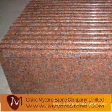 granite stair and step