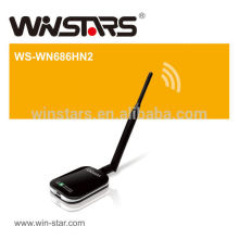 300Mbps Wireless-N USB Adapter, High Power USB 2.0 WiFi Adapter