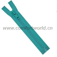 #8 Plastic Zipper O/E A/L