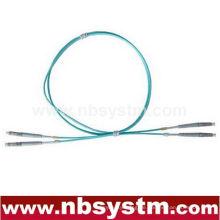 10Gb Corning Glasfaserkabel, LC-LC, Multi-Modus, Duplex (50/125 Typ) Aqua