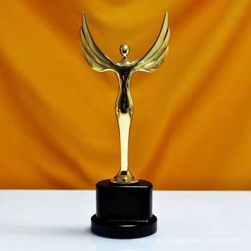 Oscar Sports Evento Troféus De Cristal Prêmios Logotipo Personalizado Palavras Champions Cup Trophy