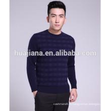 Машина штоль Вязание для мужчин кашемировый свитер