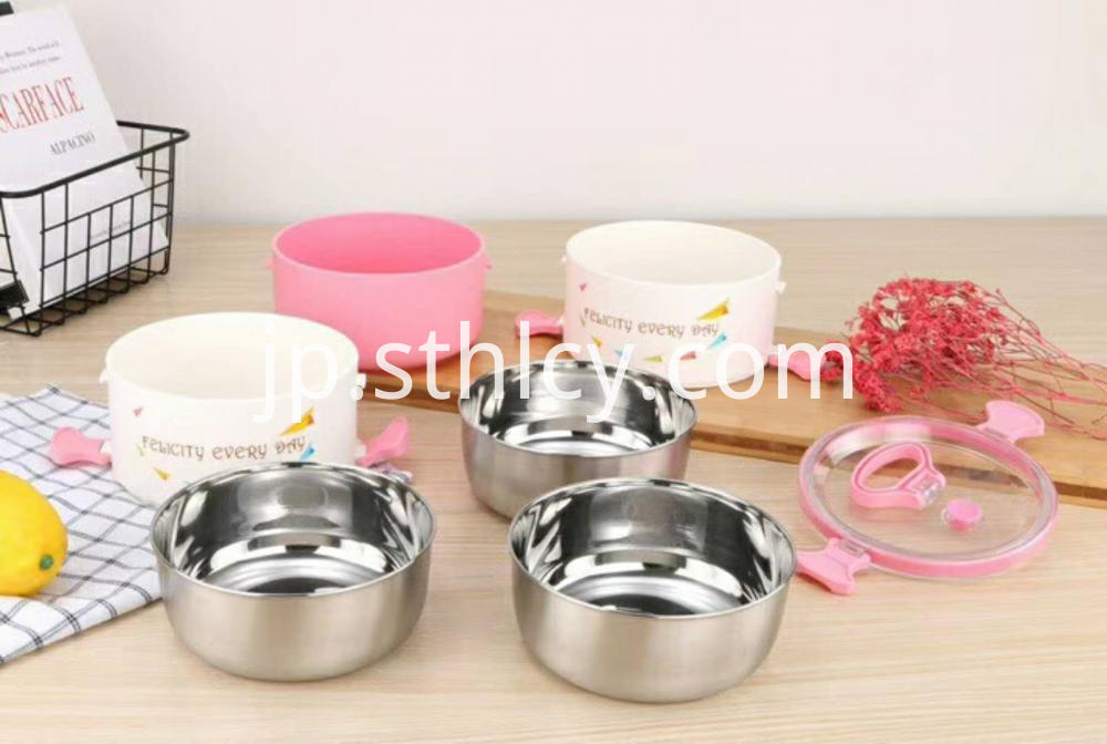 Stainless Steel Food Containers Lunch
