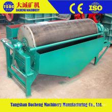 Separador magnético seco de Peformance confiable para el mineral de hierro