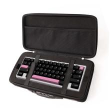 OEM/ODM Storage Zipper Case For Hard Keyboard GMK , EVA Keyboard Carrying Case
