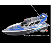R / C modelo de barco grandes y rápidos barcos juguetes