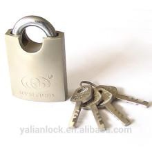 Защищенный замок с креплением на ключ