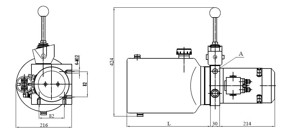 Power Unit for Semi (2)