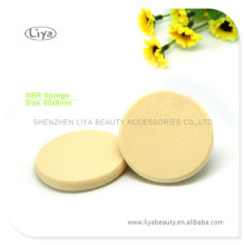 2013 Hot-Selling Facial Sponge Makeup Wedges NBR Sponge