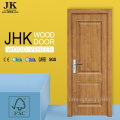JHK Natural Red Oak HDF Exterior Door