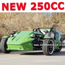 Моторизованный дрейфующий трехколесный моторизованный трехколесный мотороллер 250cc (MC-369)