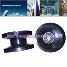 Kone ascensor escalera mecánica piezas de mano colgar rueda rodillo 60 * 34 * 6000 KM5071160H01