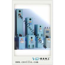 Condensador de derivação de baixa voltagem auto-cicatrizante