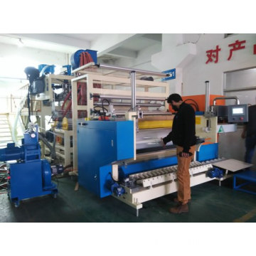 Jumbo resa 1500mm tre viti Stretch Film macchinari