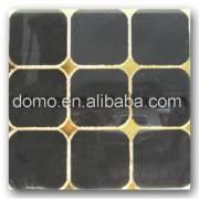 Ouro preto porcelanato polido