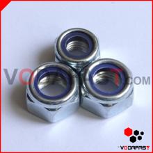 DIN 985 Hex Nylon Insert Lock Nut