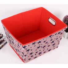 Fold home storage box