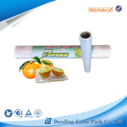 recyclable pe film wrap preservative perforated colored plastic film