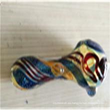 Tubo de cristal colorido de la mano de la nueva llegada para fumar al por mayor (ES-HP-151)