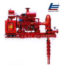 Turbine Fire Centrifugal Water Pump From Chinese Supplier