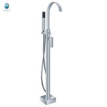 KFT-09 design popular guepto de dentes casa de banho ferragem montagem válvula de cerâmica válvula de torneira torneira auto falante de cobre sólido