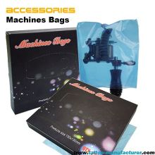 Hot sale plastic tattoo machine bags