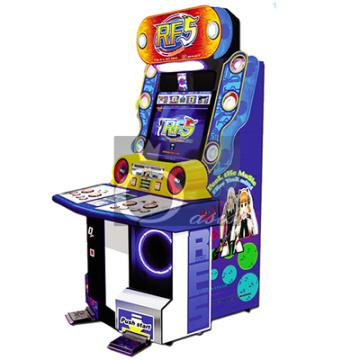 Máquina de jogo de arcada, Fever de rocha Ver. 5