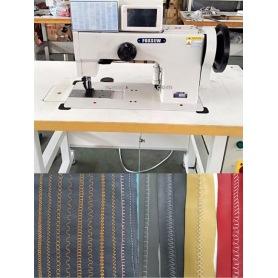 Heavy Duty Thick Thread Ornamental Stitching Machine