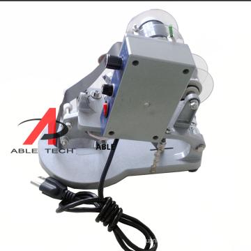 DY-8 hand impulse direct heat form printing machine plastic bag expiry date coding machine