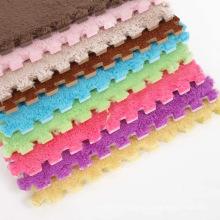 EVA Foam Interlocking Plush Carpet Puzzle Tiles