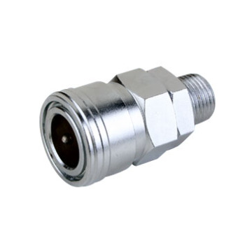 "MASS FLOW 1/2"" MALE THREAD QUICK COUPLER"