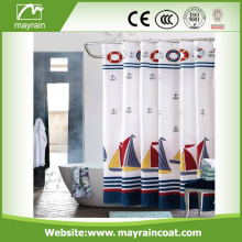 Quality Suppliers Custom Printed Shower Curtain