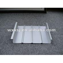 prepainted Chapas aço fechamento clip galvanizado