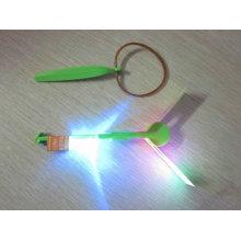 Spielzeug beleuchteter fliegender Pfeil