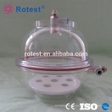 Mini secador de vacío para equipos de laboratorio