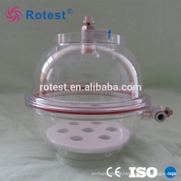 Mini Secador a Vácuo para Equipamentos de Laboratório