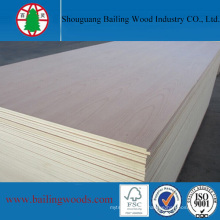 High Quality E1 Grade Commercial Plywood for America