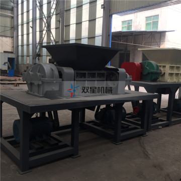 Industrial Scrap Single Shaft Shredder Equipment dijual