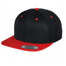 6 Panel Adjustable Snapback Cap