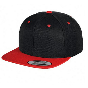 Tampa ajustavel do Snapback de 6 painéis
