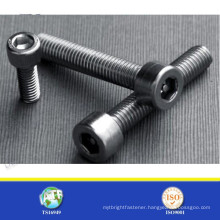 SS steel tamper proof head screw