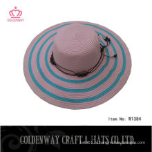 Новый дизайн дамы моды шляпы церковь шляпу