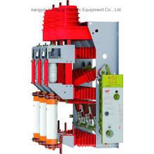 FZRN25-12д Крытый AC Hv вакуумные нагрузки переключатель предохранитель комбинация приборов
