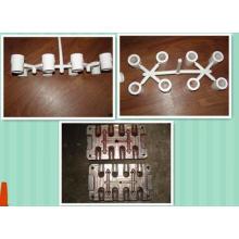 Codo de PPR con molde de montaje de tubería de inserción