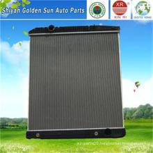 Hight Performance aluminum auto radiator for BENZ