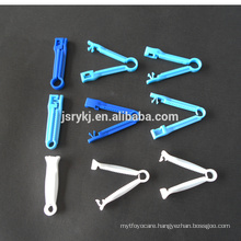 CE approved disposable umbilical cord clamp for new born