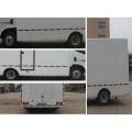 NAVECO 4-6Tons Mobile Restaurant Car